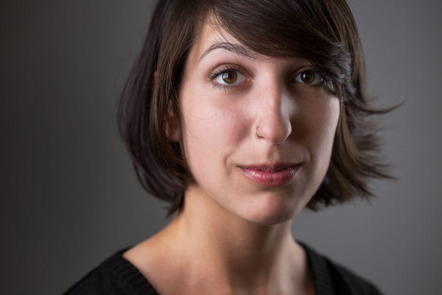 Portrait of Emily Bieniek